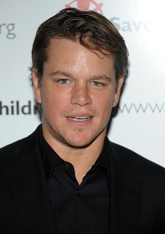 Allaccess Matt Damon