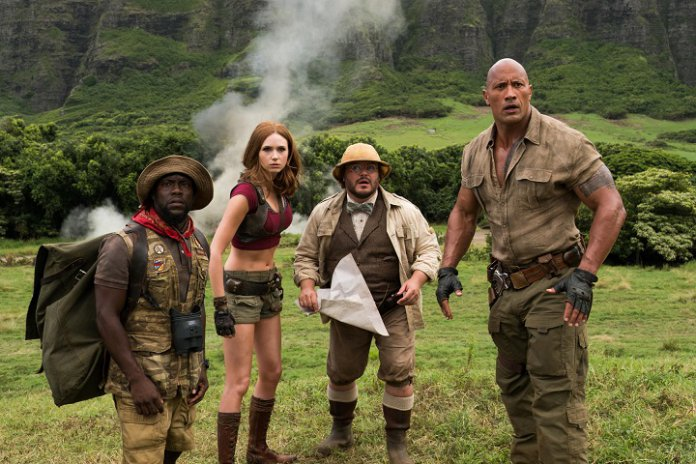 Sony Pictures Jumanji 2