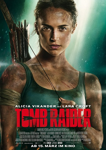 cr warner bros entertainment Tomb Raider 1