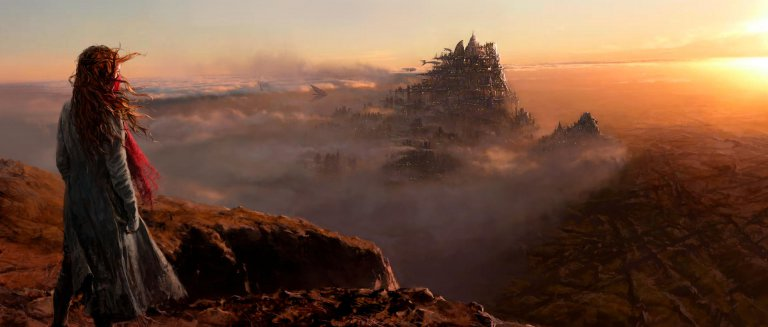Erster Trailer zu Peter Jackson's 'Mortal Engines'