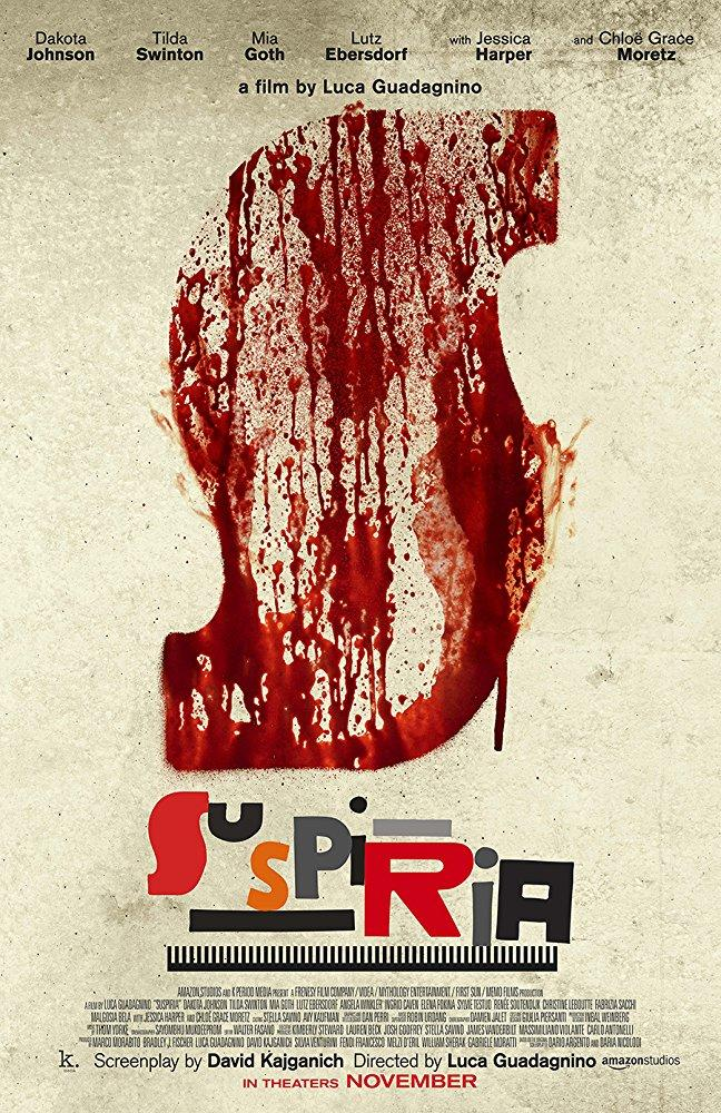 Neuer Trailer zu Amazon's 'Suspiria'