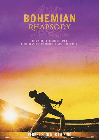 ©20th Century Fox of Germany GmbH Bohemian Rhapsody Rami Malek als Freddie Mercury