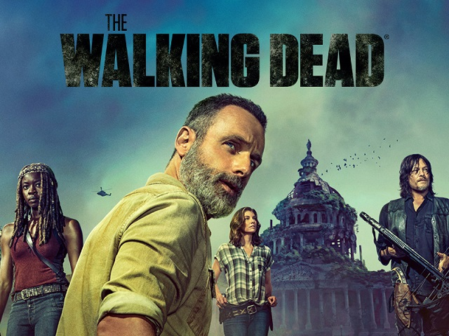 ©AMC The Walking Dead Staffel 9
