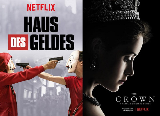 ©Netflix Haus des Geldes The Crown_ White Lines