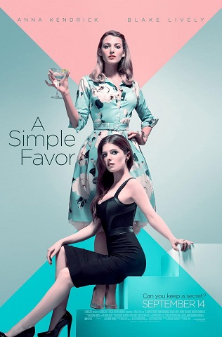 A Simple Favor: Trailer mit Anna Kendrick und Blake Lively
