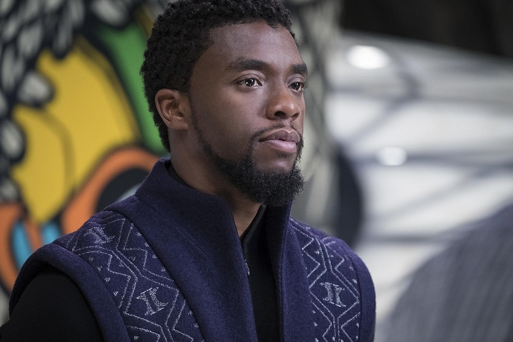 17 Bridges mit Black Panther Star Chadwick Boseman