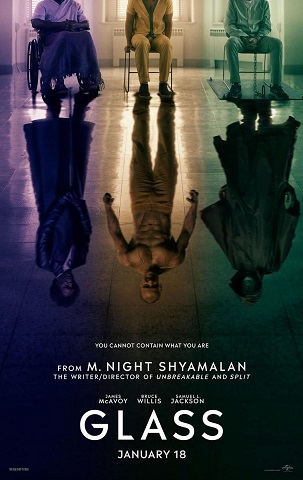 ©The Walt Disney Company Germany GmbH Glass von M. Night Shyamalan