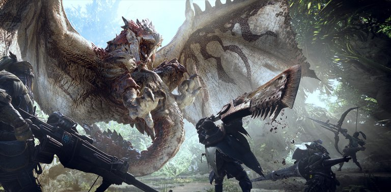 Monster Hunter World: Releasetermin für die PC-Version
