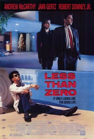 ©20th Century Fox Less Than Zero Serie