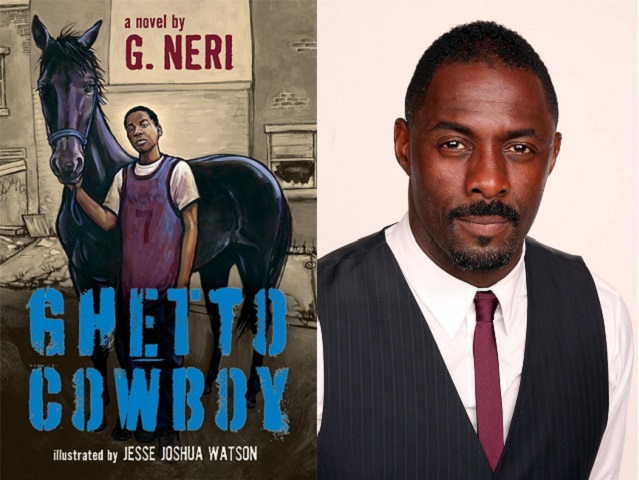 ©Candlewicke Press / Illustrator: Jesse Joshua Watson Ghetto Cowboy / ©allaccess Idris Elba