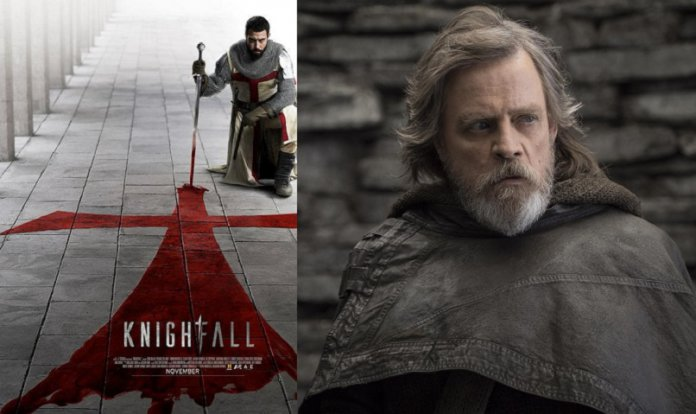 ©History Channel ©The Walt Disney Company Germany GmbH Knightfall Staffel 2 Mark Hamill