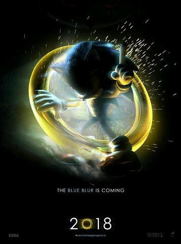 ©Paramount Pictures Sonic the Hedgehog Film