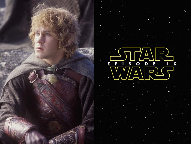 ©Warner Bros. Pictures ©The Walt Disney Company Star Wars Episode 9 Herr der Ringe Dominic Monaghan