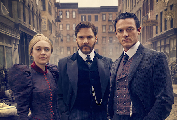 "The Angel of Darkness – Prequel zur Netflix Serie ""The Alienist"""