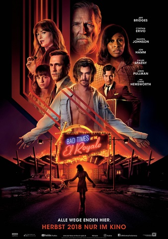 Bad Times At The El Royale – Infos, Trailer und Deutschlandstart