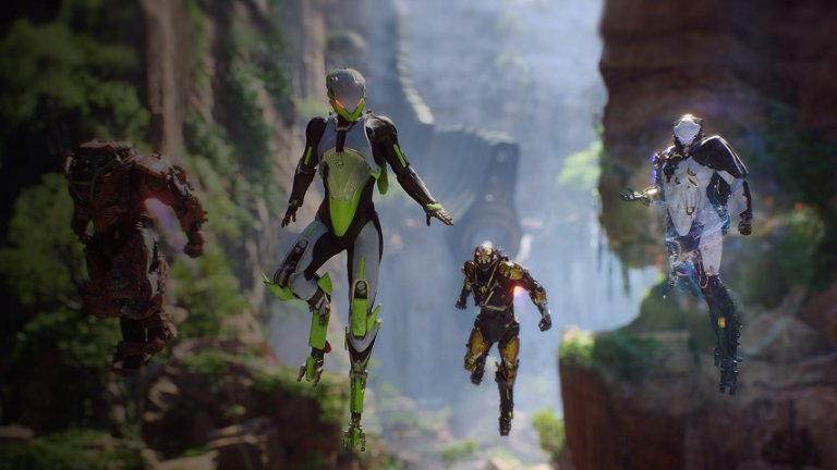 Anthem – Alle Infos und Gameplay
