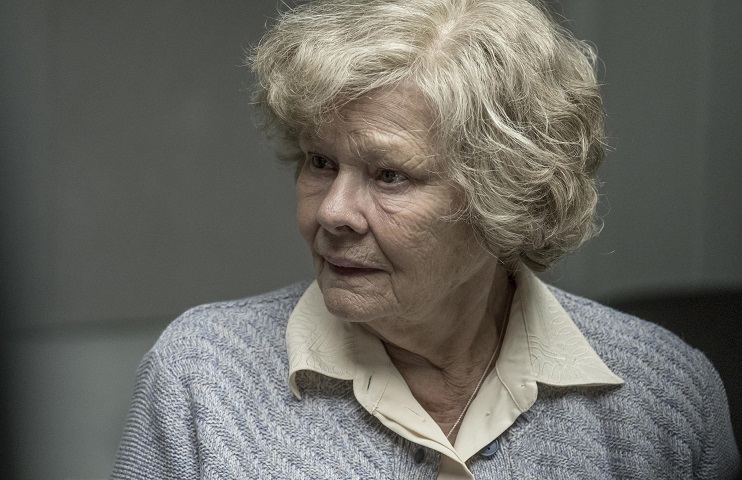 ©Lionsgate Red Joan Judi Dench
