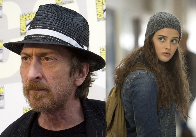 "Frank Miller's Cursed auf Netflix mit ""13 Reasons Why"" Star"