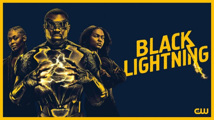 ©The CW Black Lightning