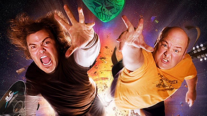 ©Red Hour Productions Pick of Destiny Kings of Rock Tenacious D Jack Black Kyle Gass