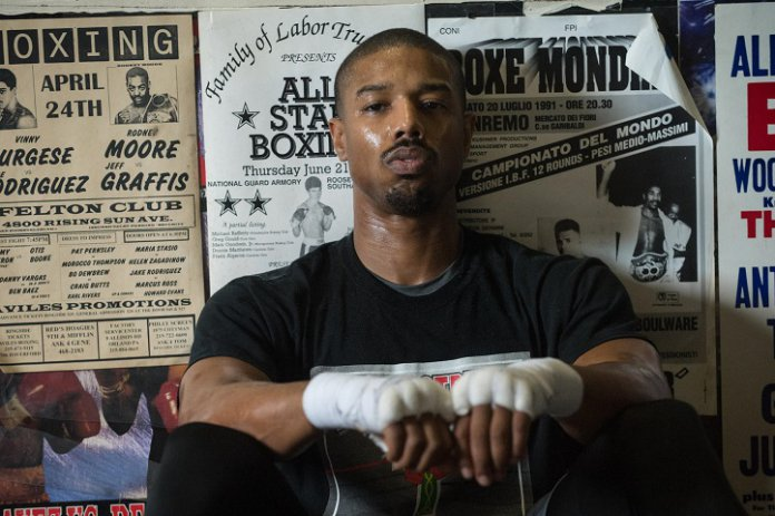 ©Warner Bros Pictures Creed Michael B. Jordan The Silver Bear