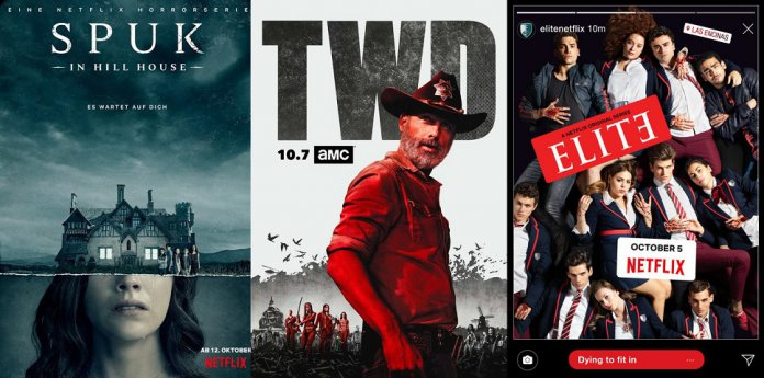 The Walking Dead Staffel 9 Podcast, Spuk in Hill House Podcast, CitizenZ Podcast #2, Podcast