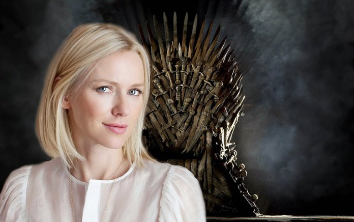 ©HBO Naomi Watts Game of Thrones Spin Off