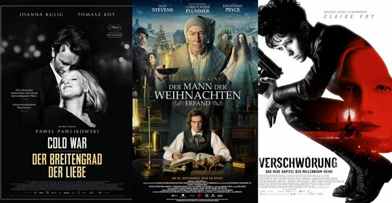 It's Kino Trailer Time: 3 Highlights für den 22. November