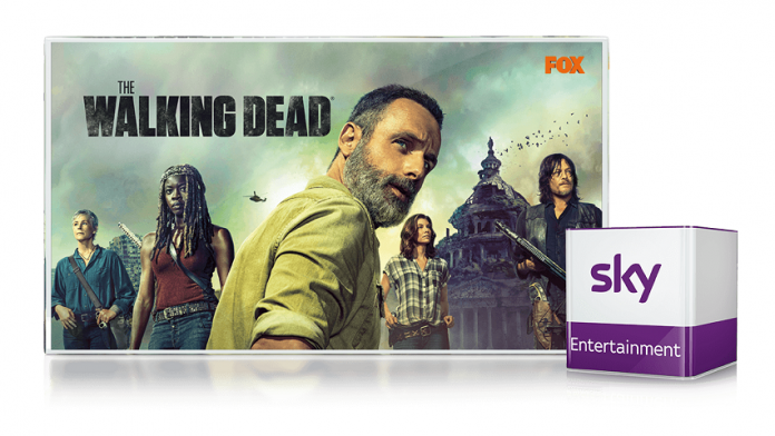 ©Sky Sky Entertainment Sky Angebote The Walking Dead