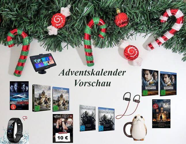Adventskalender - cover