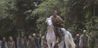 ©AMC The Walking Dead Rick Grimes Andrew Lincoln