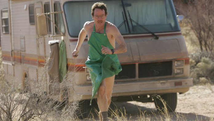 ©AMC Breaking Bad Film Bryan Cranston Vince Gilligan