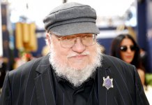©Rich Polk/Getty Images George R.R. Martin Hulu Wild Cards Serie