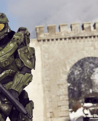 ©Getty Images/Microsoft Master Chief Casting Halo