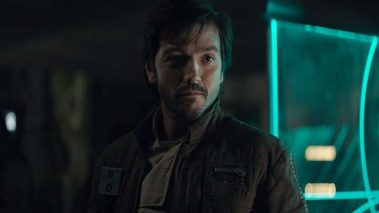 Star Wars: Diego Luna in 'Rogue One' Prequel Serie