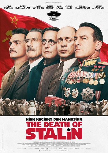 The Death of Stalin Kritik – Alles andere als erwartet