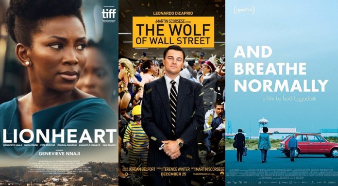 ©Netflix ©Universal Pictures ©Zik Zak Kvikmyndir Lionheart The Wolf of wall street und atmen sie normal weiter film trailer time