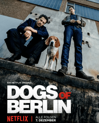 ©Netflix Dogs of Berlin Kritik Dogs of Berlin Review Netflix Dogs of Berlin
