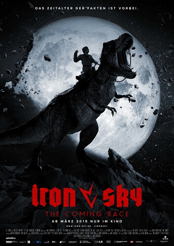 ©Splendid Film Iron Sky 2 Iron Sky The Coming race trailer teaser