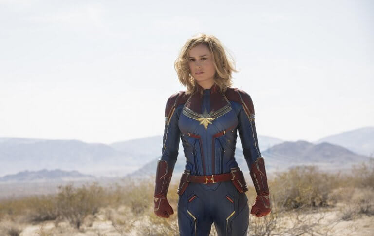 Neuer Trailer zu Captain Marvel