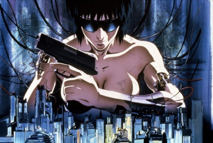 ©rapid eye movies Ghost in the Shell Netflix Serie