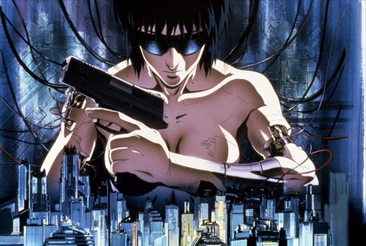 Neuer Ghost in the Shell Anime auf Netflix