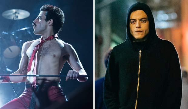 Rami Malek im Thriller-Podcast 'Blackout'