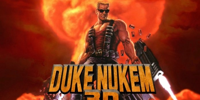 duke nukem 3d b2article artwork