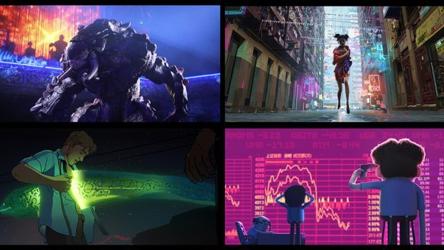 Love, Death & Robots – Animationsserie von David Fincher auf Netflix