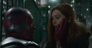 Vision & Scarlet Witch,