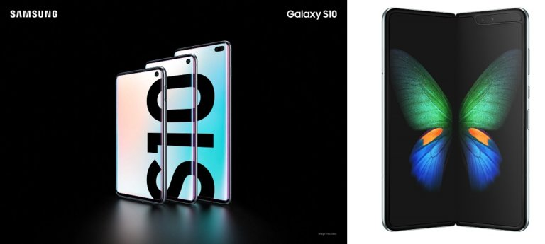 Samsung Galaxy S10, S10+ & S10e & Galaxy Fold – Alle Highlights vom Unpacked Event