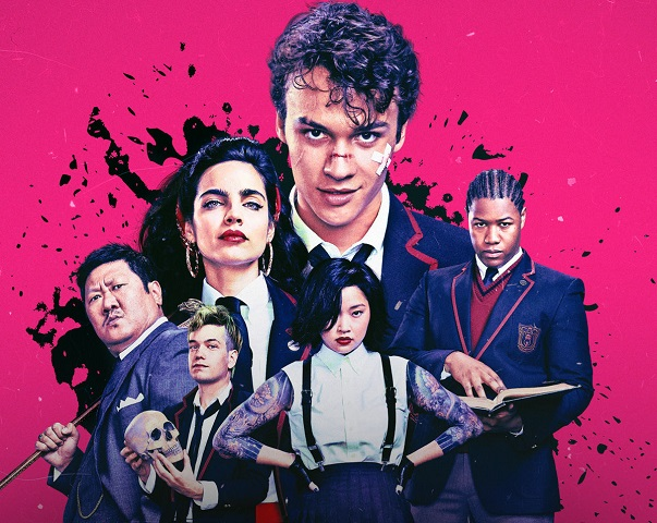 ©Deadly Class Kritik Review Syfy Comic