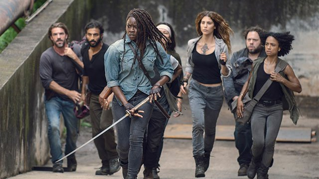 ©AMC The Walking Dead Michonne Ausstieg