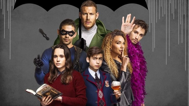 The Umbrella Academy Kritik – Netflix' Superhelden-Serie unter der Lupe